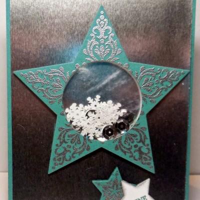 Star shaker…..