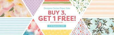Design Papier actie