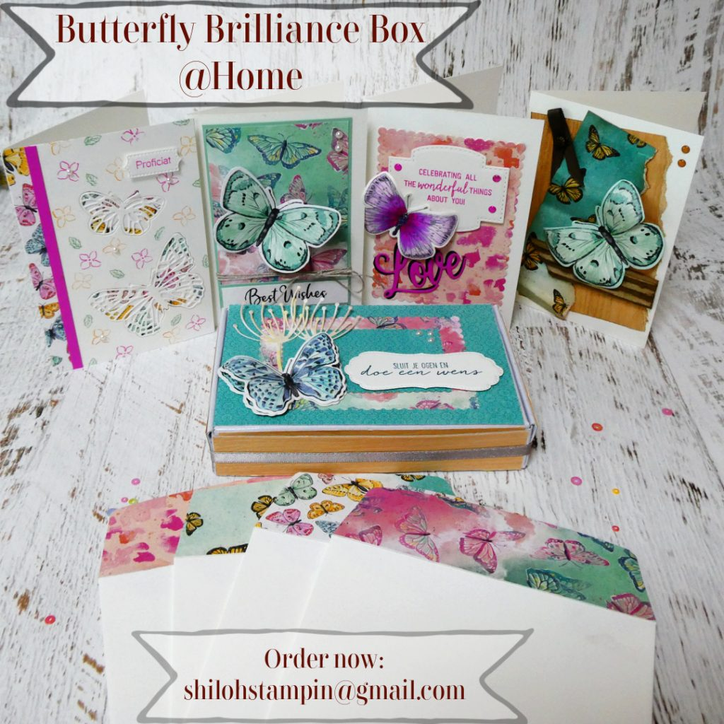Butterfly Brilliance Box @Home