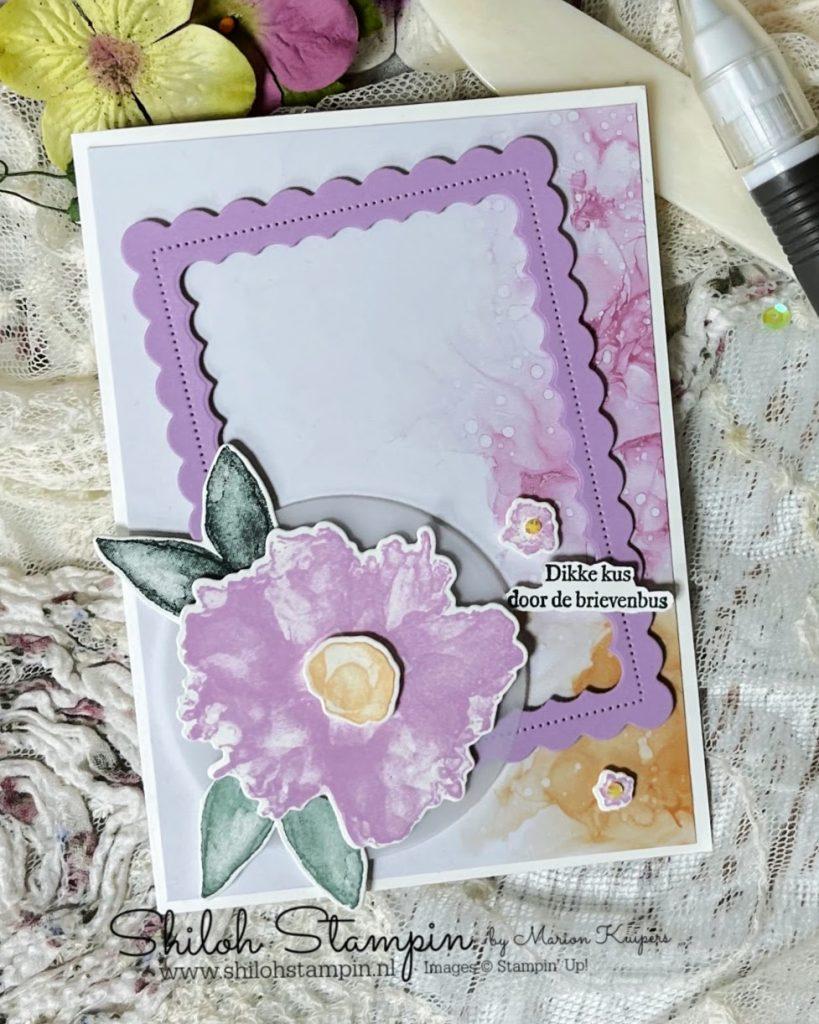 Artistically Inked kaart