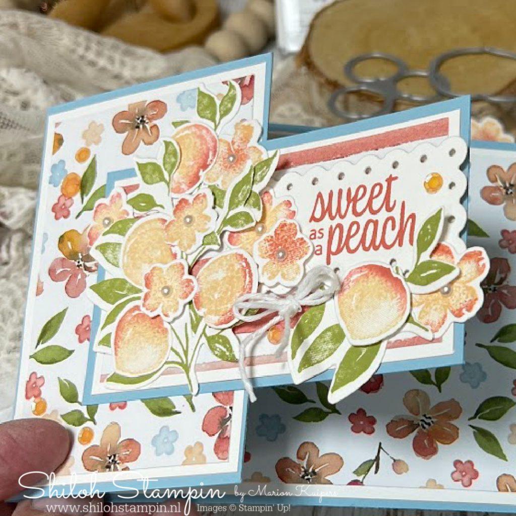 Sweet as a peach Sketch Sunday